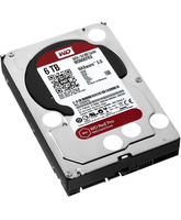 Western Digital Red SATA 3 6 TB