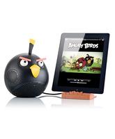 Altavoces Angry Birds Pájaro Negro 2.1