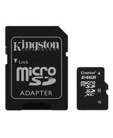 Kingston microSD 64 GB XC