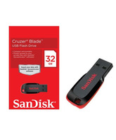 USB Sandisk Cruzer Blade 32 GB