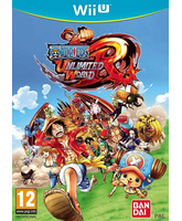 One Piece Unlimited World Red Wii U