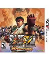 Super Street Fighter 3DS